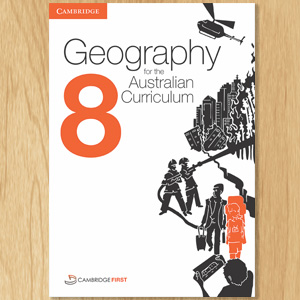 Cover illustration for Geography