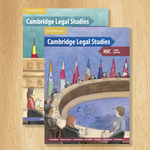 Legal Studies cover illustrations